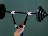 Гуффи-атлет Goofy Gymnastics