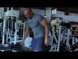Денис Семенихин. The Rock. Тренировка Дуэйна Джонсона - НОГИ!!!