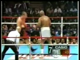 1993-06-07 Tommy Morrisson vs George Foreman (vacant WBO heavyweight title)