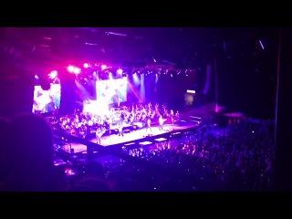Концерт Скорпионс апрель 2014