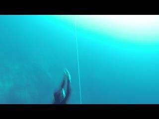 My 31 meters in Apnoe