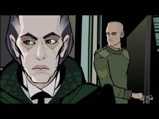 Доктор Кто - Крик Шалка / Doctor Who Scream of the Shalka (4 серия) (озвучка SkomoroX)