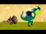 Как приручит дракона: Книга Драконов