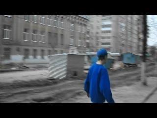 Жека и скейт / Ростов / 23.03.13