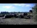 Война в Сирии, 2012 г. Залп РСЗО БМ-21 Град