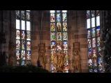 Органная музыка в католическом соборе. Нюрнбург