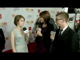 Anna Kendrick Sings With Kristin Chenoweth At Trevor Live 2012 (EXCLUSIVE)