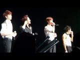 [Fancam] [131206] One Great Step in Dubai