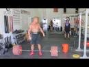 Dead Lift Workout - Elliott Hulse