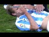 Чемпионат Испании 2012-13.19-й тур.Малага - Барселона : 1 - 3 (2-й тайм)