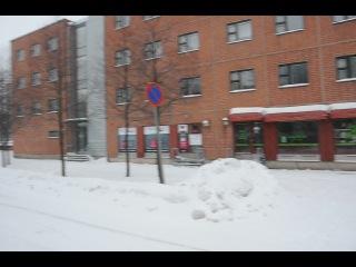 06.12.2012 Зима пришла! День Независимости Финляндии