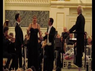 Застольная песня из оперы Дж Верди Травиата