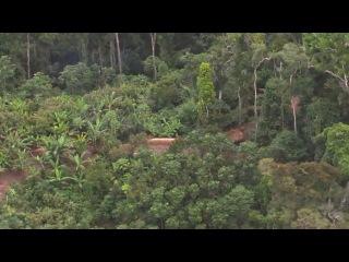 Uncontacted tribes. Совсем дикие племена (неконтактные).