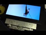 Sony XEL-1 теперь моторизованный