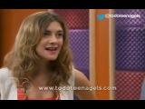 Анджи и переодетый герман)Violetta 2: Angie canta