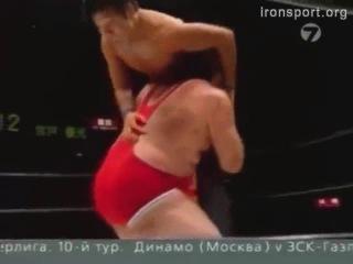 Бушидо - Юко Миято vs Салман Хасимиков