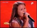 """Oana Tobultoc (12 лет). Детское песенное шоу """"Next Star"""" (Румыния)."""