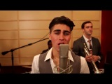 Say Something - Vintage Jazz - Soul A Great Big World Cover ft. Hudson Thames