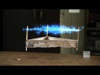 Discovery: Научная нефантастика. Физика невозможного (1 сезон, 11 серия из 12) - Как построить летающую тарелку