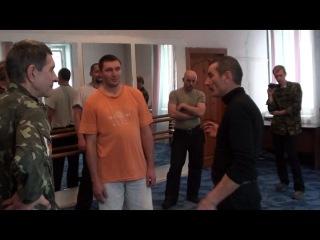 С.Колюшенко тренировка в НСЦ РБ СПАС г.ДОНЕЦК