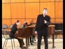 А. П. Попов Ария Ренато из оперы Бал Маскарад Дж. Верди