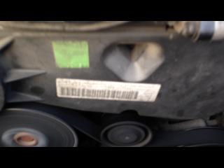 Двигатель VW Touareg 3.0tdi BKS перед демонтажом.