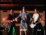 Новогоднее караоке 2x2 - The Bloodhound Gang – The Roof Is On Fire.Канал 2х2 (16+)