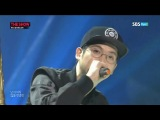 Mad Clown & Hyolyn - Without You @ SBS MTV The show (140415)