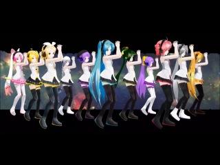 Девченки танцуют под Нюшку Прикольно танец подходит к песни Перышко