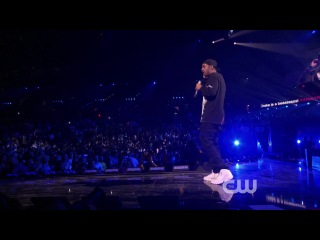 Drake - Hold On, We're Going Home (Live iHeartRadio Music Festival 2013)