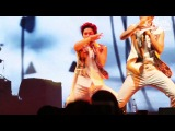 [Fancam] [131206] One Great Step in Dubai - BTD- Hoya 위주