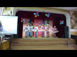 Татарский народный танец. Концерт от 02.02.2011