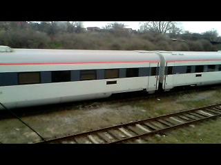 Электропоезд ЕКр1-002.