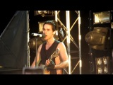 30 Seconds to Mars - Capricorn (Acoustic) - Tuborg GreenFest SPb, Russia 13.07.11.