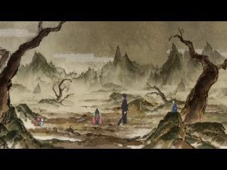 Hoozuki no Reitetsu / Хладнокровный Ходзуки - 1 серия [Озвучка: Metacarmex & Silv]
