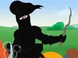 Финес и ферб (чёрный рыцарь)