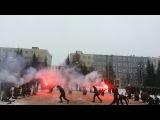 Присяга 1182-го Гвардейского артиллерийского ПДП, 106-й ВДД ( г. Наро-Фоминск ; 21.12.2013 г.)