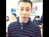Казахский язык в Атырау (instagram)