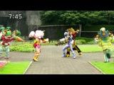 [T N] ZyuDen Sentai Kyoryuger - 31 [720p]