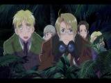 Hetalia: Axis Powers - Эпизод 06