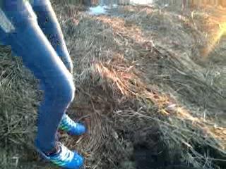Река амазонка:DНога моя нога:D