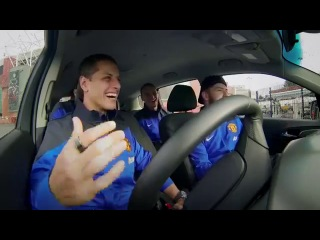 Manchester United spins some fun (Chevrolet FC)