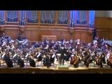 М. П. Мусоргский «Ночь на лысой горе», симфоническая картина  дирижёр — Анатолий Левин