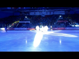 Ледовое Шоу СФУ-Снежная королева (ИЦМиМ)