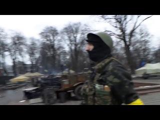 Как Anna news отгребла от Титушек в Марининском парке!