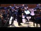 Бриттен «Лакриме», обработка песни Дж.Доуленда «Семь слёз» для альта и камерного оркестра Дирижер – Юрий Башмет (альт)