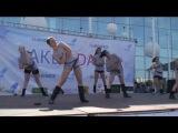 Dancehall - Моряки. Отчетный концертAKBA DANCE от U-DANCE
