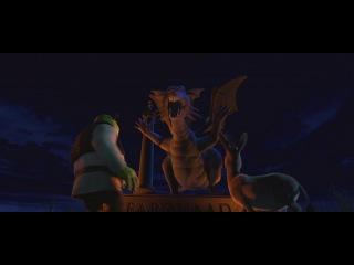 Шрэк 4-D / Shrek 4-D (2003,мультфильм,США,0+) Любит.[мн.зак] / HD720