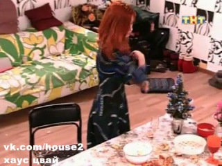 Таня Кирилюк и Богдан Ленчук - необычный романтик... (17.12.2013).