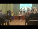 Выступление Маришки на концерте ко Дню учителя.